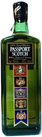 Passport Scotch 80@